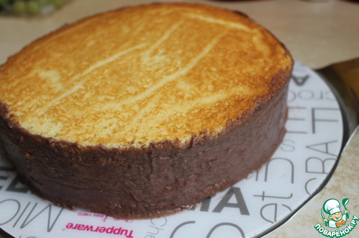 Торт Весенняя поляна