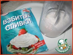 """Торт """"Наполеон дачный"""" – кулинарный рецепт"""