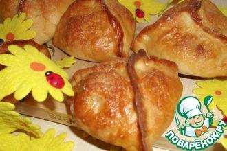 Рецепт: Вишнёвые пирожки