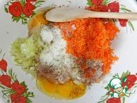 Рыбные колбаски с морковью ингредиенты