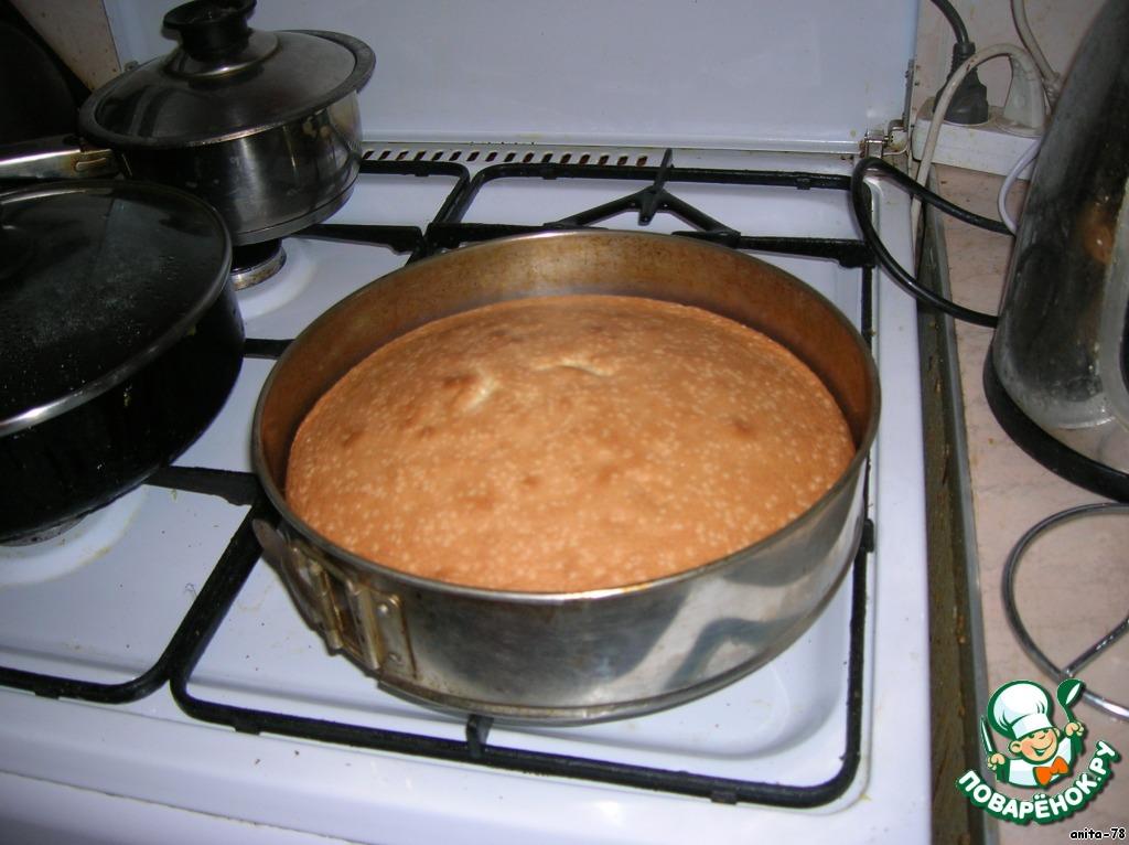 Торт Творожное чудо