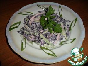 Рецепт Простой салатик
