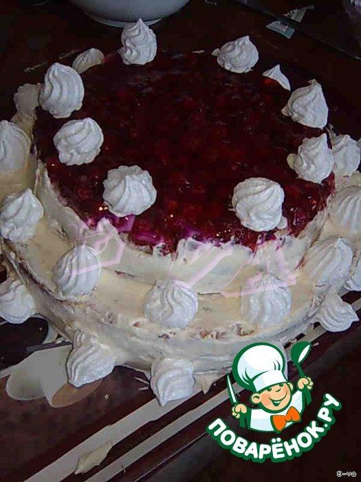 """Торт """"Седьмое небо"""""""