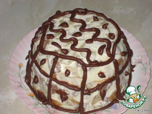 Торт Паутинка