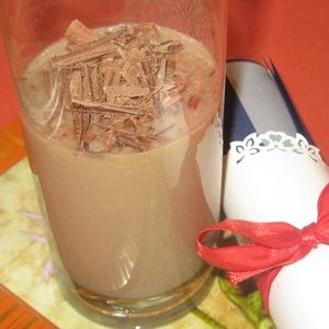 Фото: Шоколадный коктейль