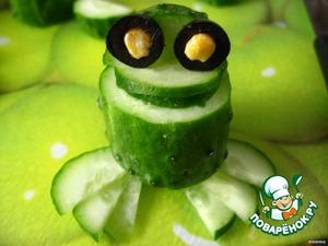 Царевна-лягушка – кулинарный рецепт
