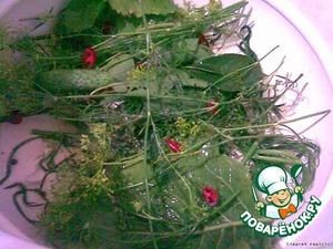 Малосольные огурчики – кулинарный рецепт