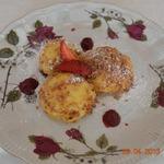 Кнедли с абрикосами