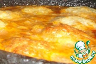 Рецепт: Тефтели «Тоскана»