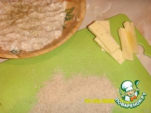 Рыбные котлеты с сыром – кулинарный рецепт