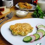 Яично-овсяные котлеты – кулинарный рецепт