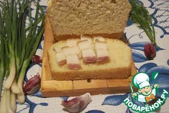 Рецепт: Хлеб Облачко