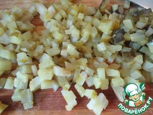 Солянка – кулинарный рецепт