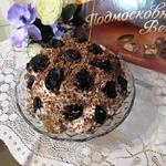Торты От Мишки и Шоколадно-банановый
