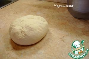 Белый хлеб из дрожжевого теста – кулинарный рецепт