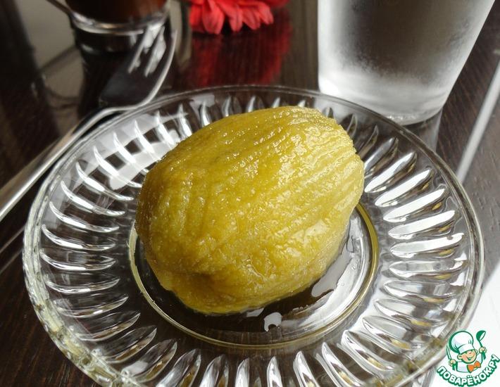 Рецепт: Варенье из киви на греческий лад
