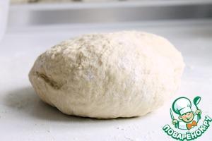 Рецепт Тесто для пиццы, итальянский рецепт