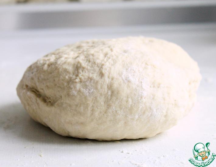 Рецепт: Тесто для пиццы