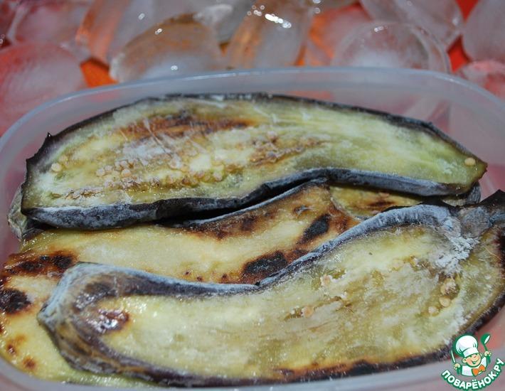 баклажаны замороженные на зиму лучшие рецепты