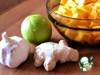 Тыква с тайским акцентом ингредиенты