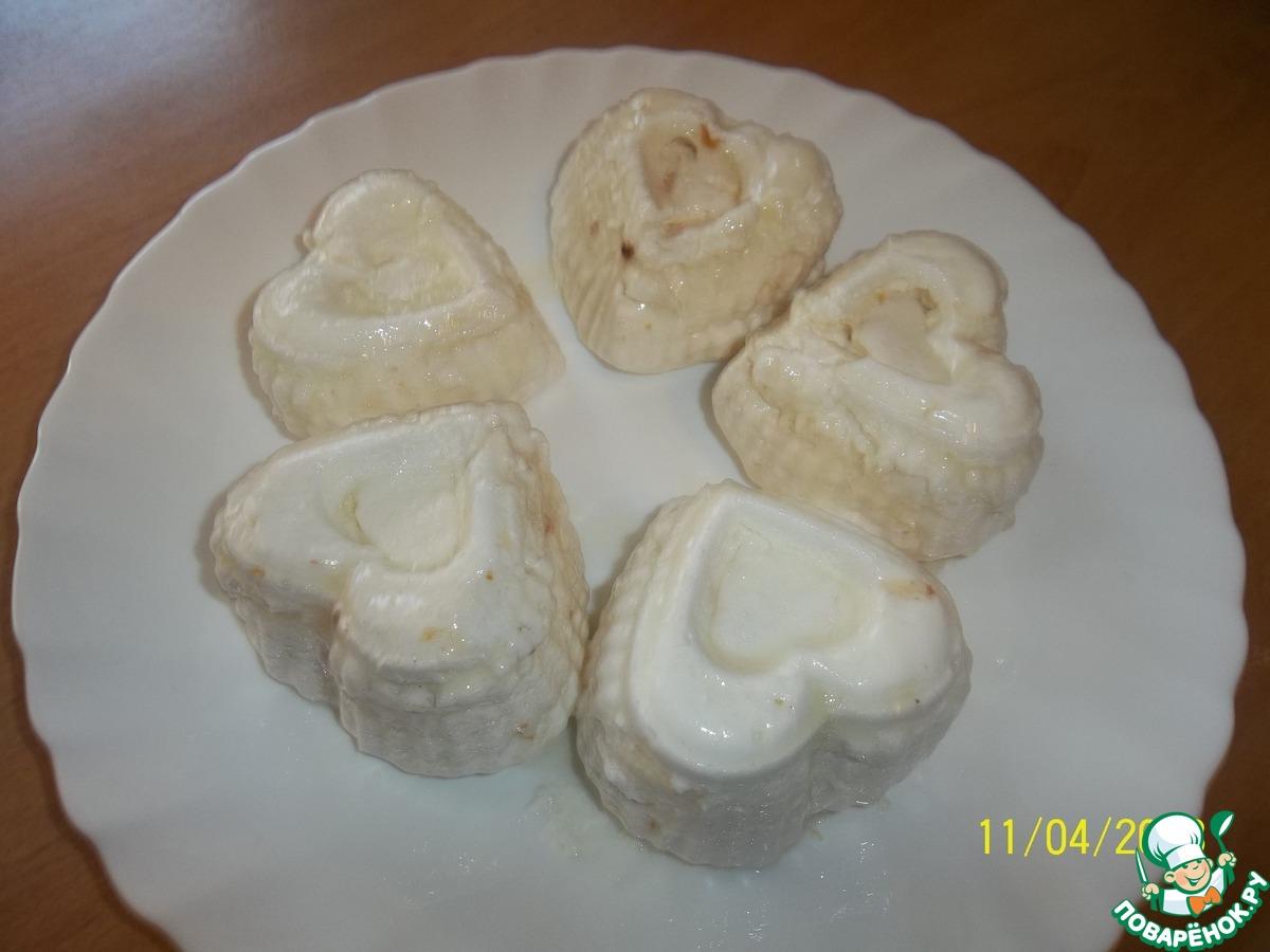 Белковое суфле из микроволновки