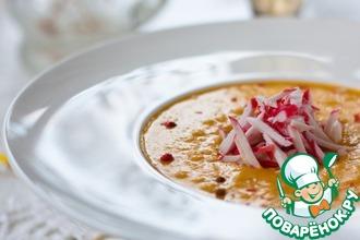 Рецепт: Кукурузный суп с крабовыми палочками