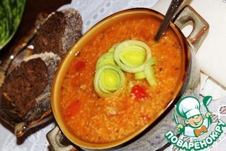 Рецепт: Сытный суп