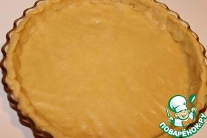 Пирог с крабовым мясом