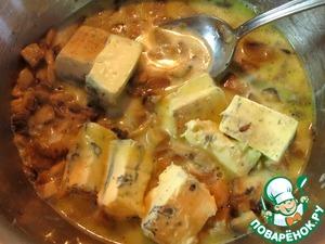 Свекла с сырным соусом и грецкими орехами – кулинарный рецепт