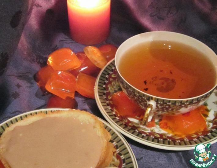 Рецепт: Шоколадный плавленый сыр