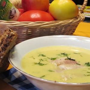 Фото: Крем-суп