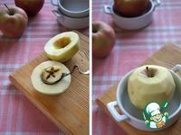 Яблоки, запечённые дважды ингредиенты