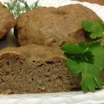 Хлебные лепешки из гречневой муки