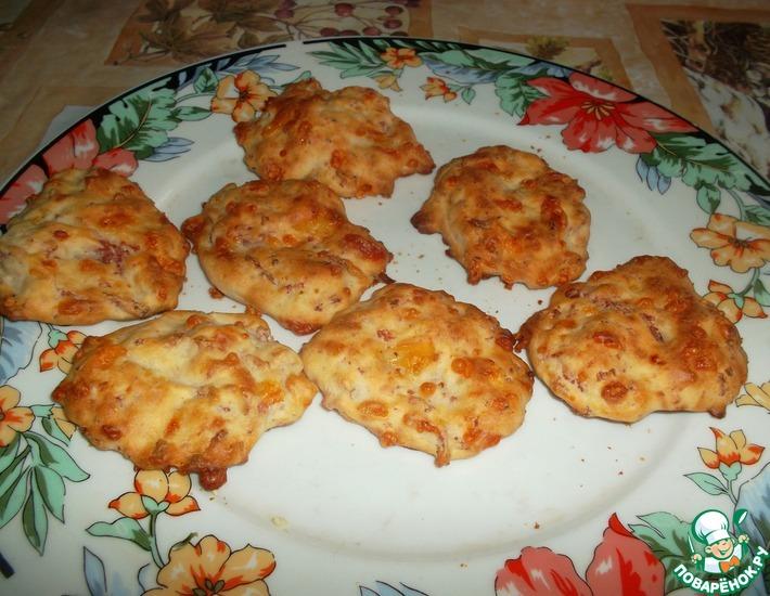 Рецепт: Сырная Закуска