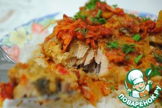 Рецепт: Рыба под маринадом