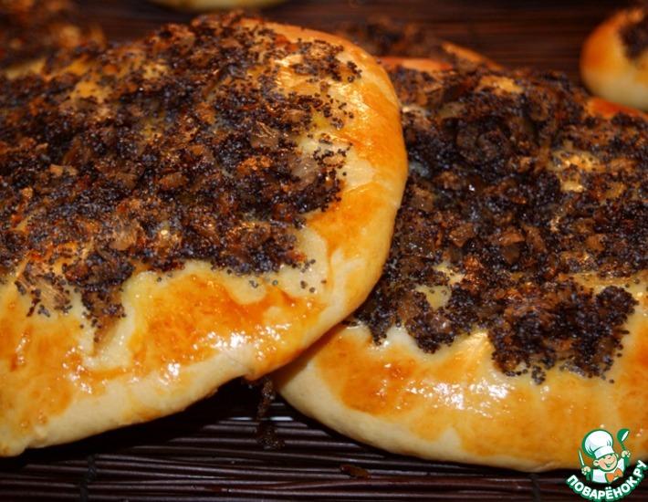 Рецепт: Люблинские цебуляки