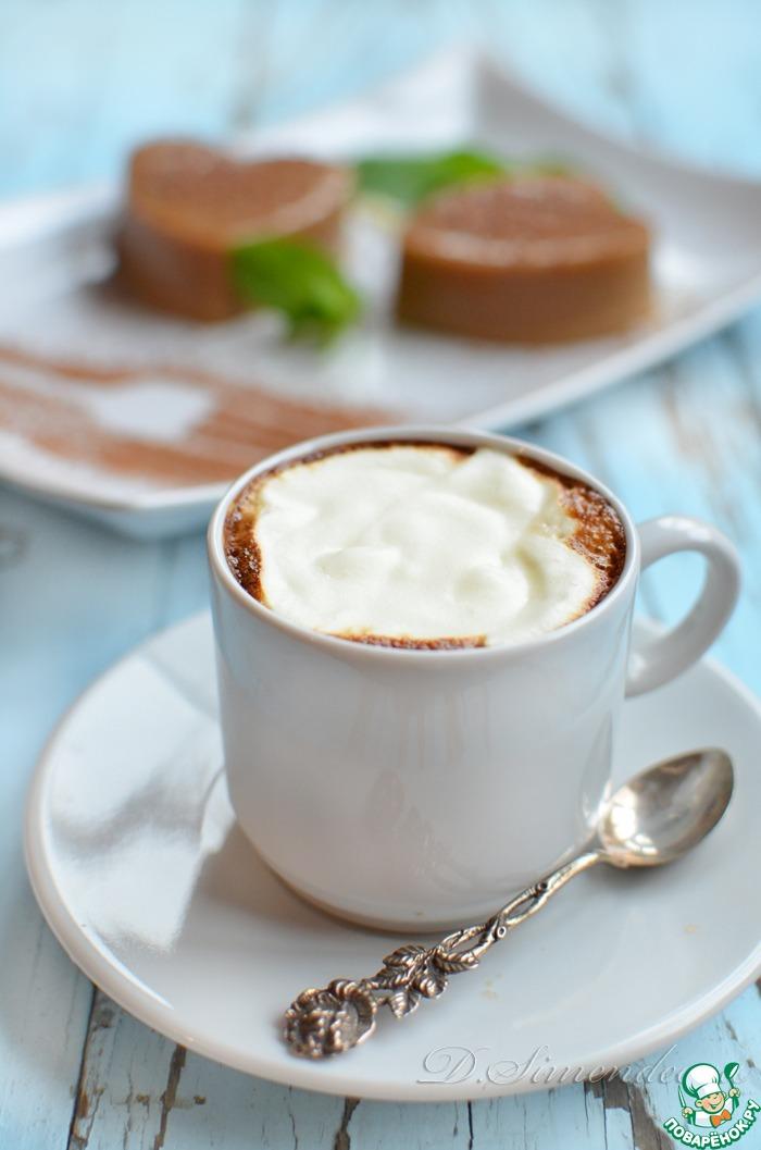 Кофейный баварезе