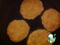 Оладьи кабачковые кружевные ингредиенты