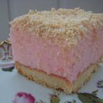 Пирожные Розовые сны