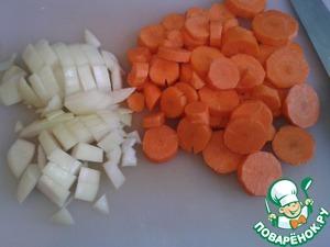 Фасолево-томатный суп – кулинарный рецепт