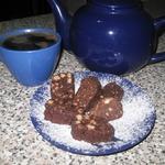 Шоколадная колбаска – кулинарный рецепт