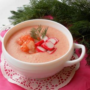 Фото: Постный крем-суп