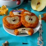 Куриная закуска Яблочные дольки