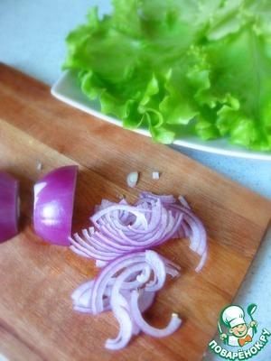 Манговый рулет с крабовыми палочками – кулинарный рецепт