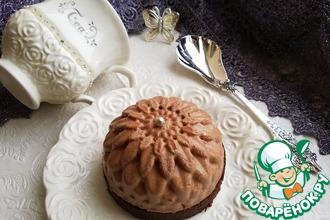 Рецепт: Пирожное Шоколадный рай