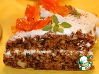 Ароматный морковный торт ингредиенты