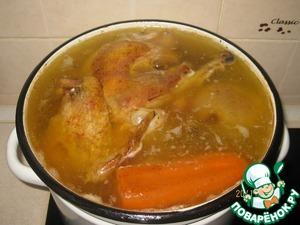 Говяжий холодец – кулинарный рецепт