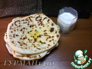 Рецепт Быстрые хачапури