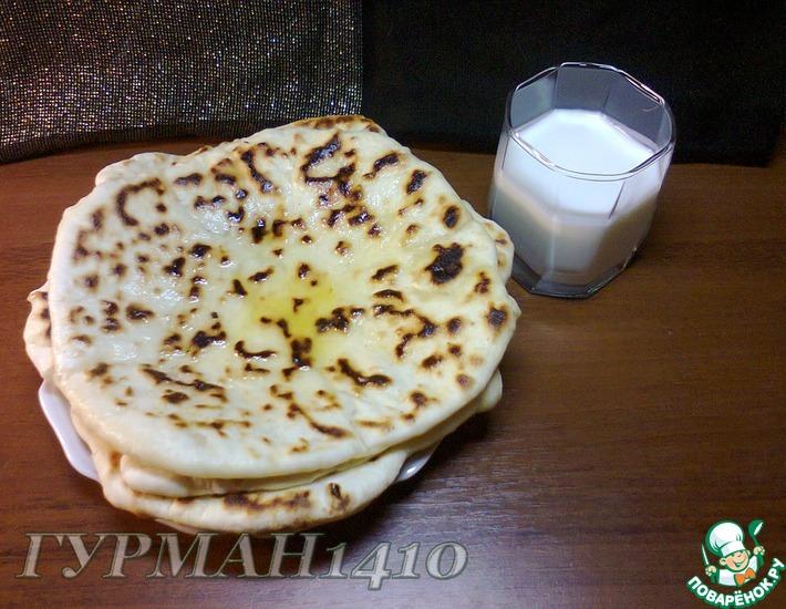 Рецепт: Быстрые хачапури