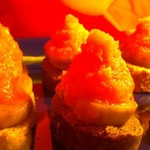 Жареные баклажаны с холодным маринадом